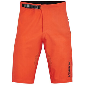 Cube Edge Baggy Shorts Lightweight Men, orange